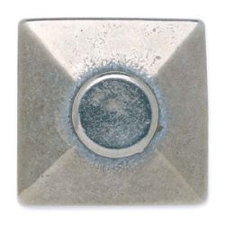Large Square Clavos