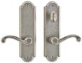 "2 1/2"" x 9"" Arched Escutcheon"