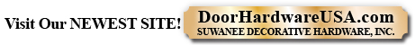 Visit Our Newest Site - DoorHardwareUSA.com